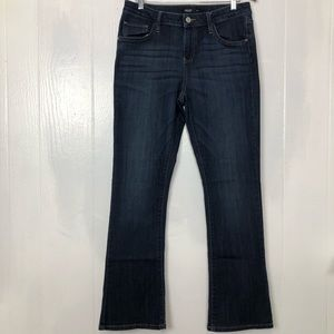 SIMPLE VERÁ VERAWANG DENIM BOOT CUT SIZE 12